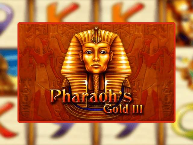 Лотомат Pharaoh's Gold III